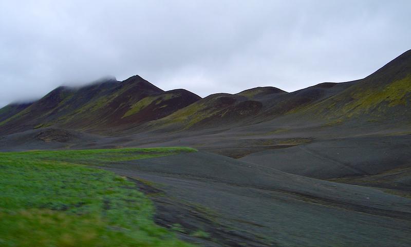 Désert de Mývatn - Islande (Nord-Est)
