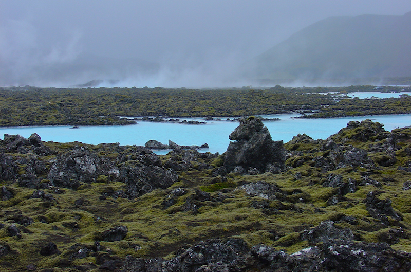 Blue Lagoon - Péninsule de Reykjanes - Islande (Sud-Ouest)