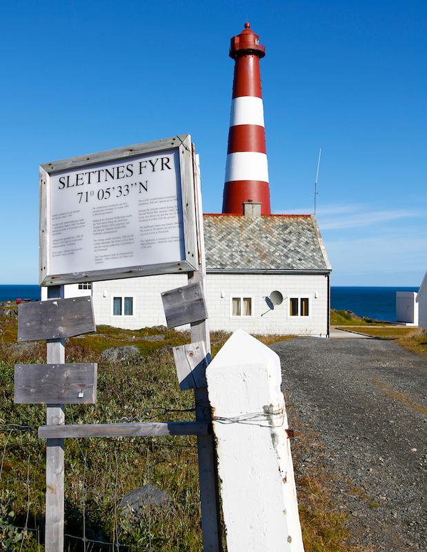 Slettnes Fyr, Péninsule de Nordkyn, Norvège - Canon EOS 7D – 22 mm – f/7,1 – 1/500s – 100 ISO