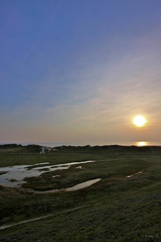 Coucher de soleil sur Tréguennec - Canon EOS 7D – 10 mm – f/7,1 – 1/800s – 100 ISO