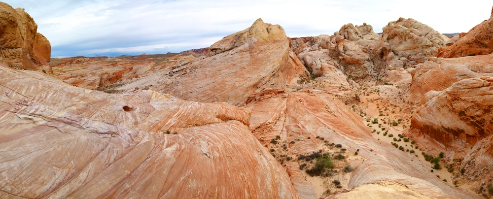 White Domes, Valley of Fire State Park