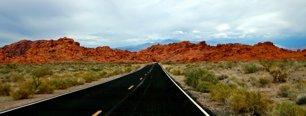 Valley of Fire State Park, West entrance