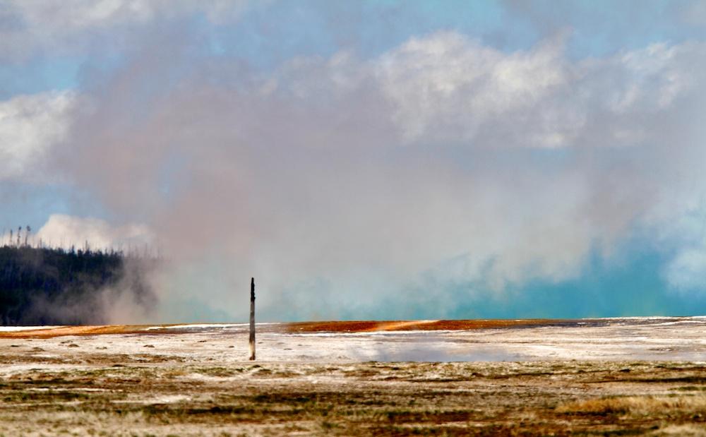 Grand Prismatic+Yellowstone