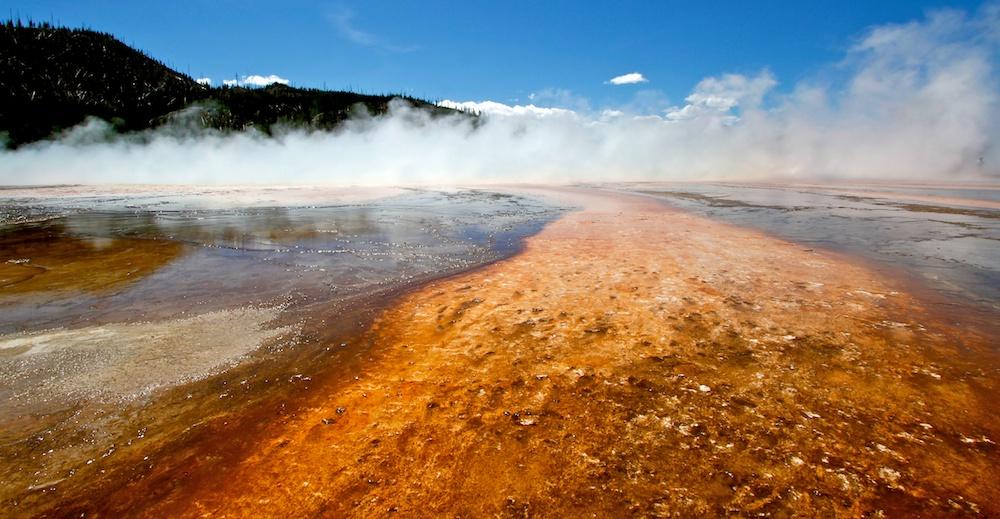Riviere de feu+Grand Prismatic+Yellowstone