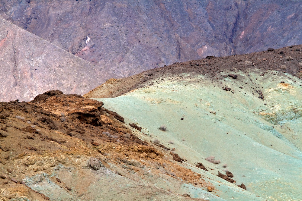 Furnace Creek Road – Death Valley National Park – Californie