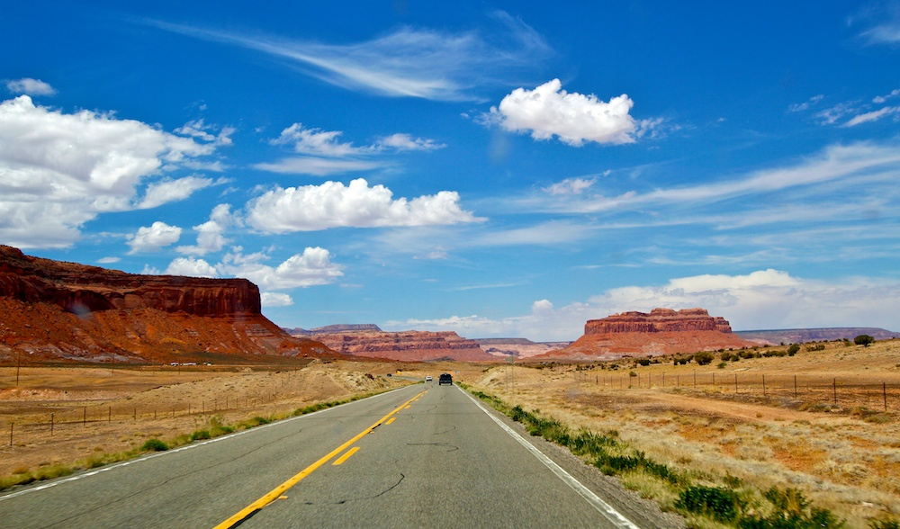 MV Road - Arizona