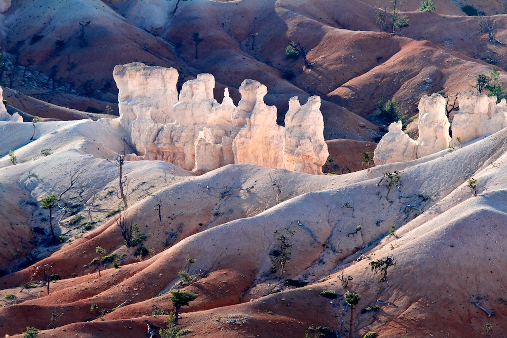 Stone Castle, Bryce Canyon