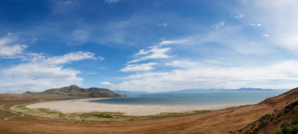 White Rock Bay+Antelope Island+Sate Park+Utah