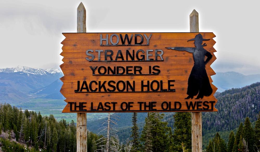Jackson Hole+Wyoming+Howdy stranger+Teton Pass