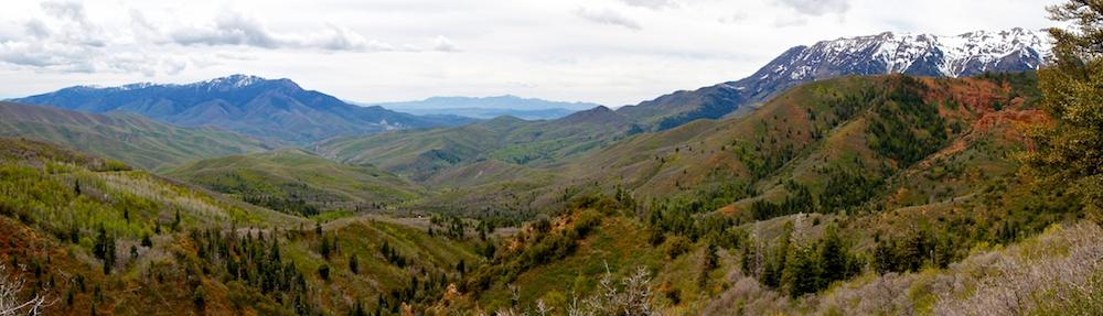 Nebo loop+Mount Nebo+Uinta National Forest+Utah