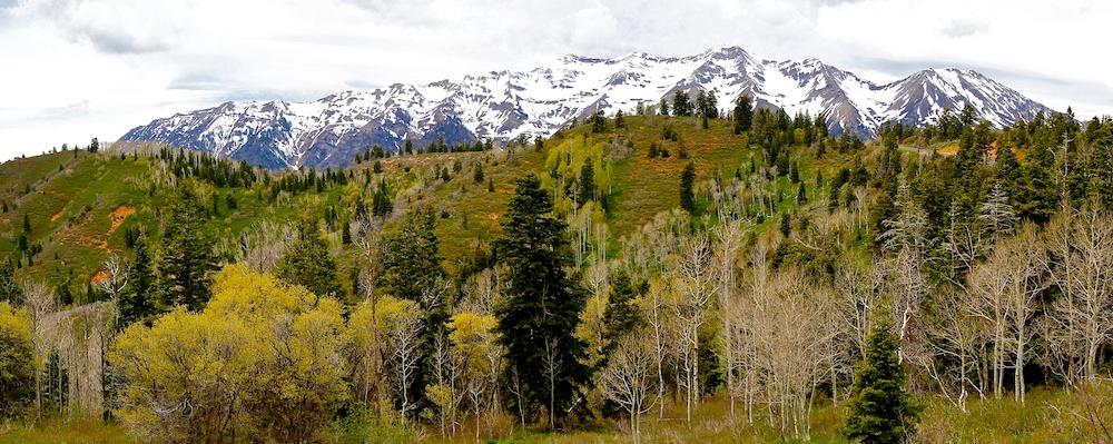 Mont Nebo+Utah