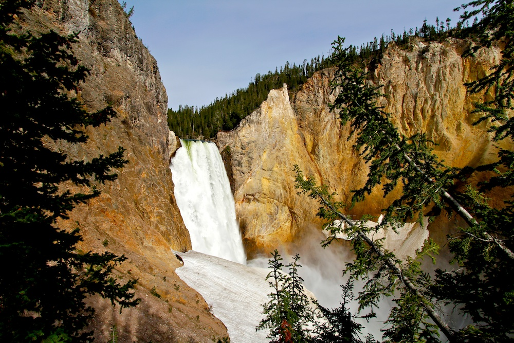 Uncle Toms Trail+Yellowstone+Wyoming