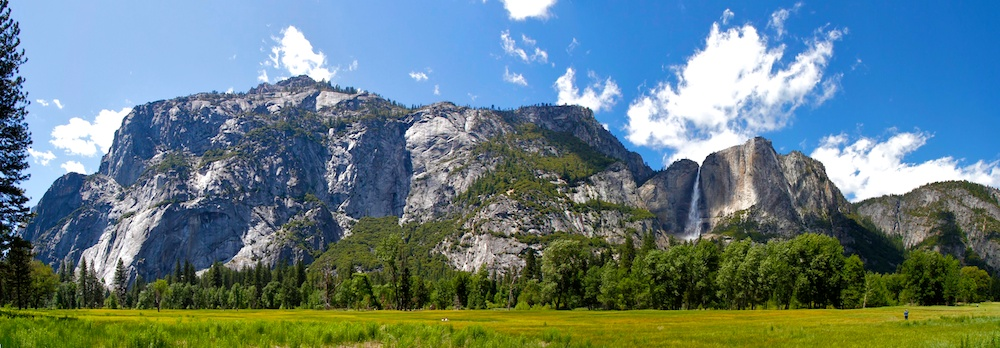 Yosemite Valley, Upper Fall, Californie