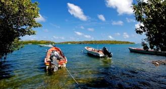 Îlet Chevalier, Martinique, paysages