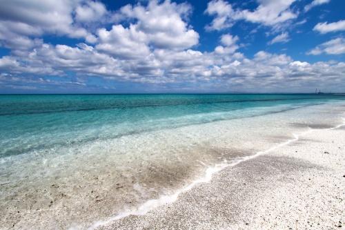 Spiaggia Le Saline, Sardaigne, Sardinia, Sardegna