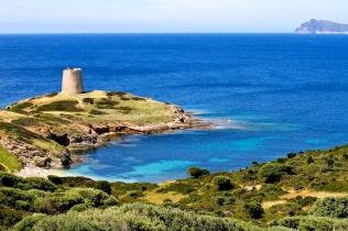 Torre di Piscinni, Domus de Maria, Sardaigne, Sardinia, Sardegna