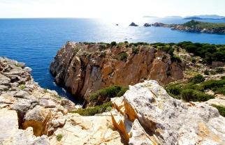 Capo Spartivento, Domus de Maria, Sardaigne, Sardinia, Sardegna