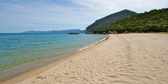 Cala Cartoe, Golfo di Orosei, Sardaigne, Sardegna, Sardinia