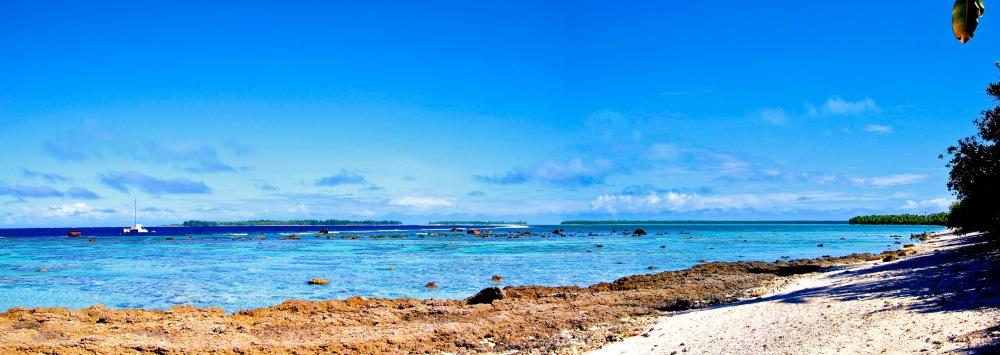 One Tahi, Honuea, Tiaruanu, Rimatuu, Tetiaroa, Polynésie, Paysages