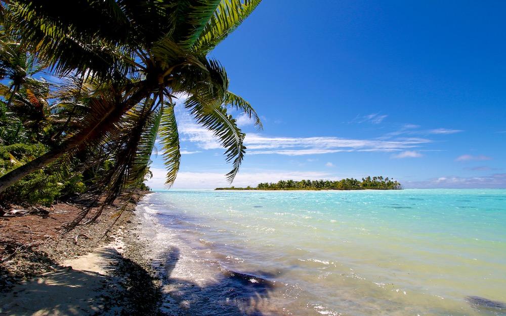 Tahuna Iti, Rimatuu, Tetiaroa, cocotier, plages, Paysages