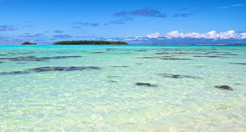 Tahuna Rahi, Reiono, Tetiaroa, Polynésie, Paysages