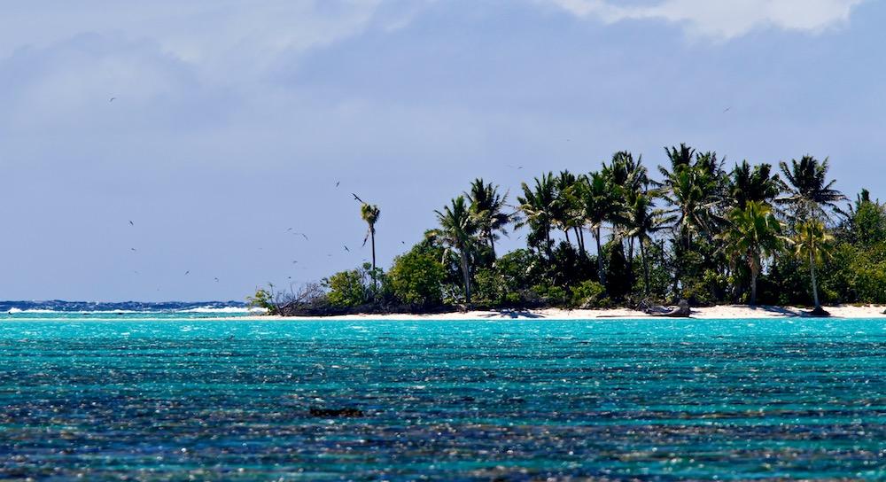 Tahuna Rahi, Tetiaroa, Polynésie, Paysages
