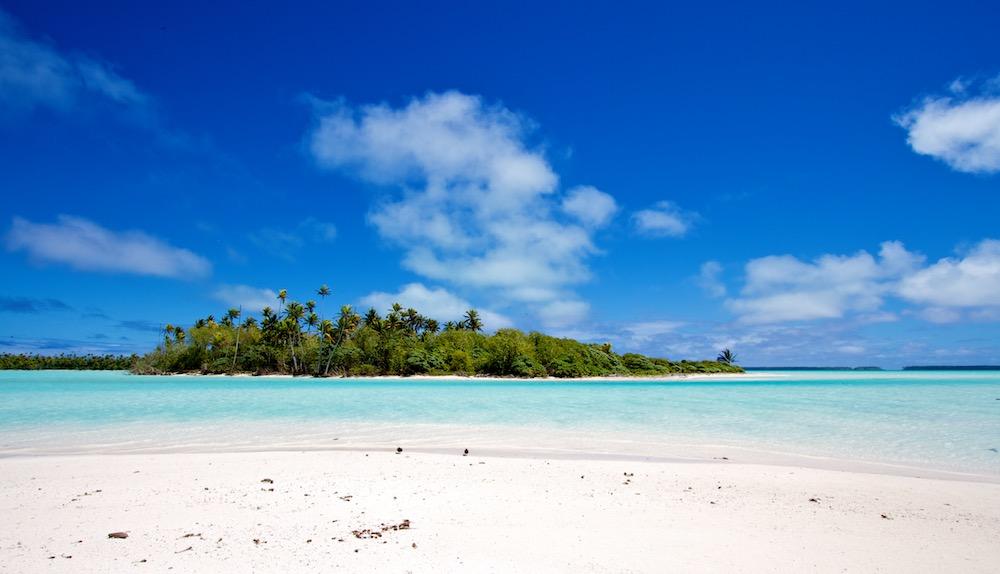 Tahuna Iti, Tetiaroa, Polynésie, Paysages