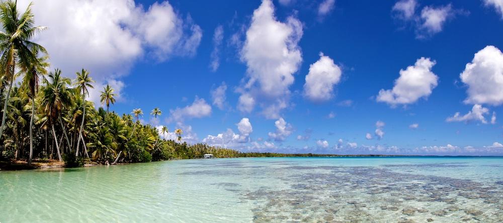 Ahe, Tuamotu, lagon