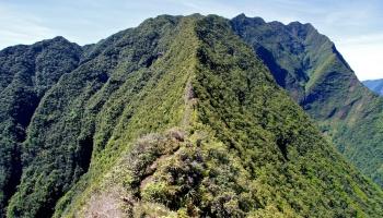 Mont aorai, Tahiti