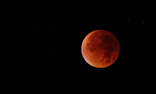 Lune de sang, Blood Moon, Supermoon lunar eclipse, éclipse lunaire totale