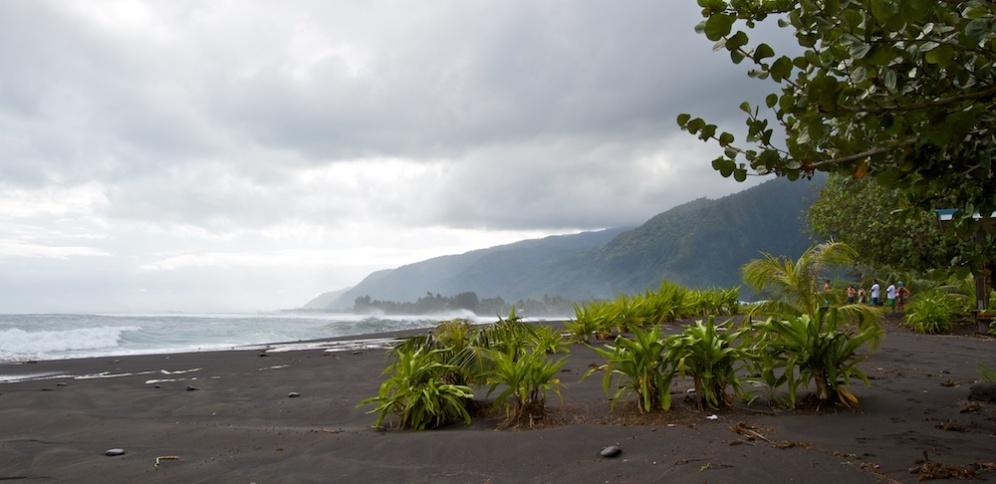 Taharuu, Tahiti, Polynésie française