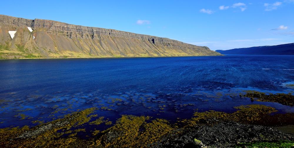 Vestfjardarvegur, Breidafjordur, Iceland, Islande
