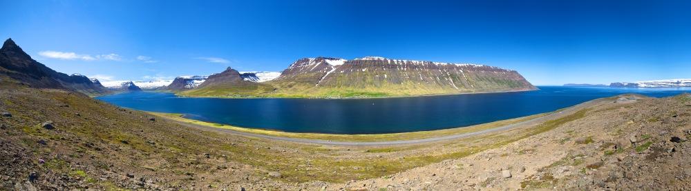 Djup, Djupvegur,Altafjordur