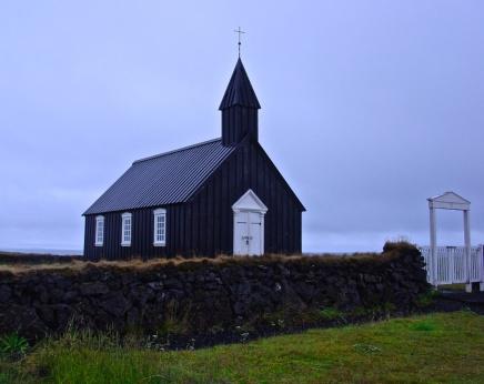 Búðakirkja, Búðir, église