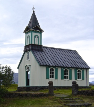Eglise thingvellir, Þingvellir