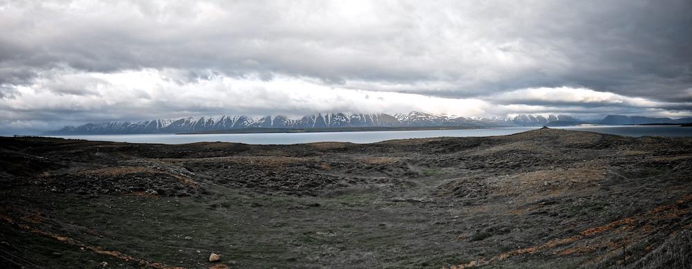 Flateyjarskagi, Trollaskagi, Eyjafjordur