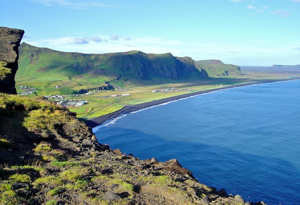 Reynisfjall, Vik, Islande, paysage