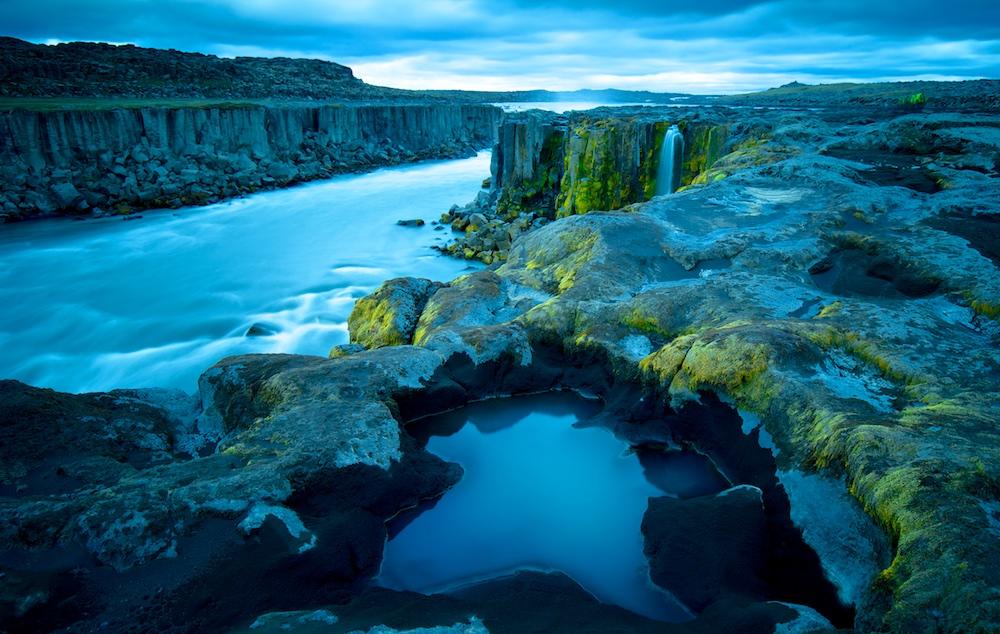 Selfoss, Islande