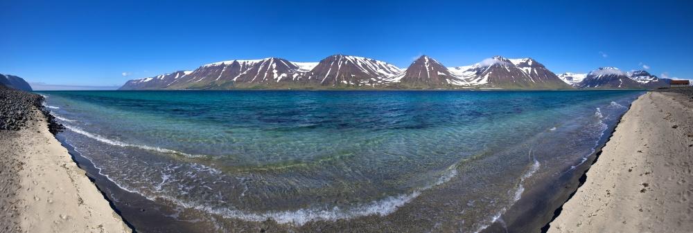 Onundarfjordur, fjord, Islande