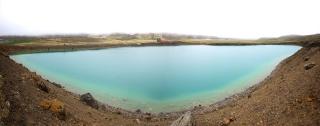 Graenvatn, Islande, lac, paysages