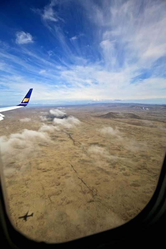 Grindavik, volcan, lave, Islande, paysage