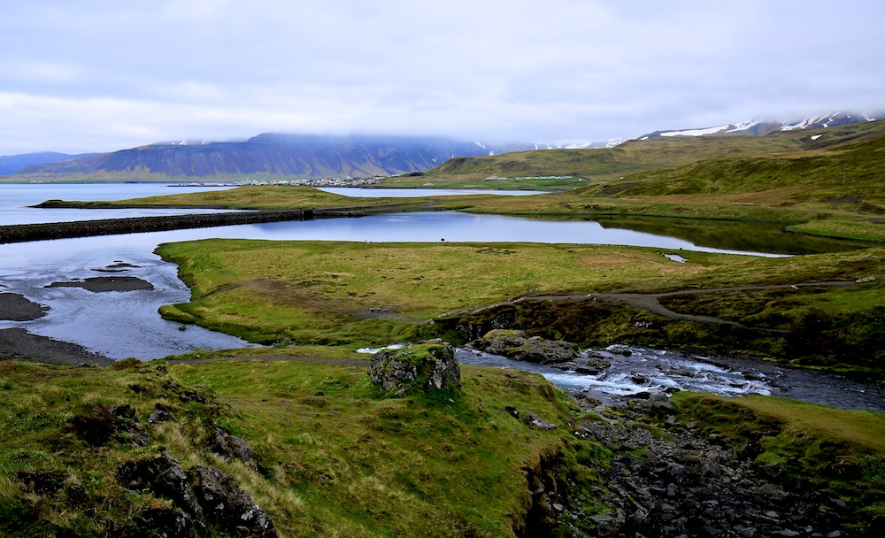 Grundarfjordur, paysage, Islande