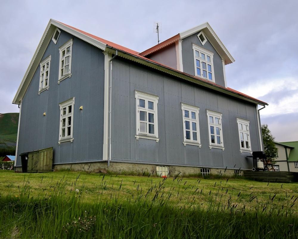 Husavik, maison, Islande