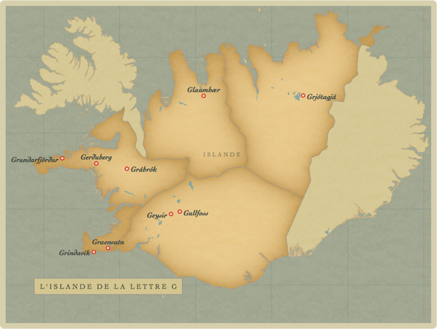 Iceland-G-map
