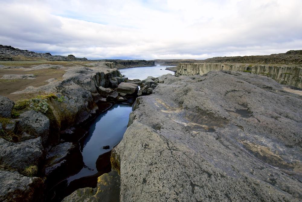 Jokulsargljufur, Selfoss, Dettifoss, Islande, cascades