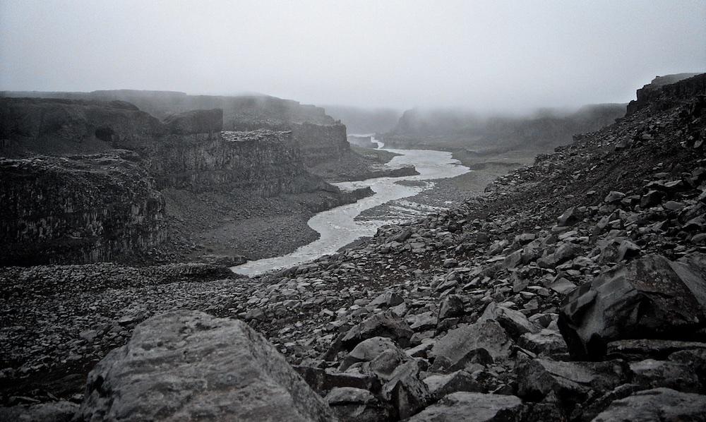 Dettifoss, Jokulsargljufur, Islande, paysages