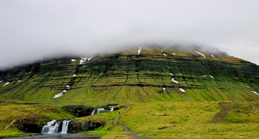 Kirkjufellsfoss, Helgrindur, paysage, Islande