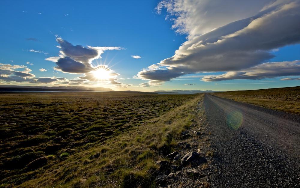 Kjolur, route 35, paysages, Islande