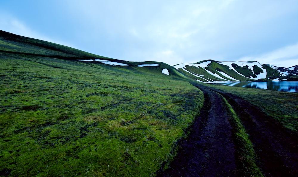 paysages, Frostastadavatn, Landmannalaugar, Islande