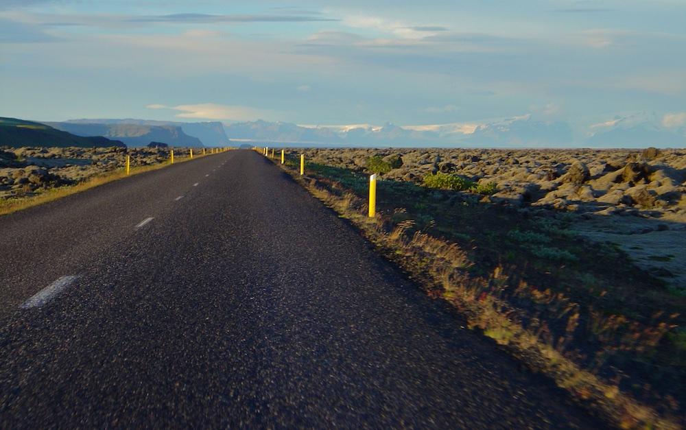 Myrdalssandur, paysages, Islande
